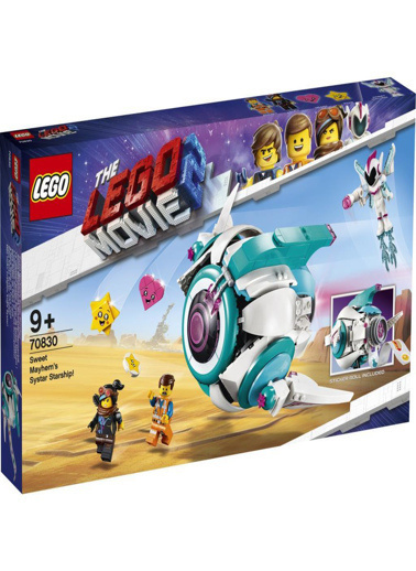 Lego LEGO Movie 2 Mayhems S Starship Renkli